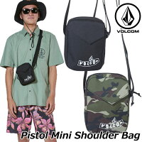 volcomボルコムショルダーバッグPistolMiniShoulderBagjapanD65119JDship1