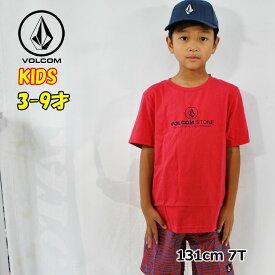 ボルコム volcom キッズ Tシャツ Super Clean S/S Tee LY 3-9歳 Y3511907