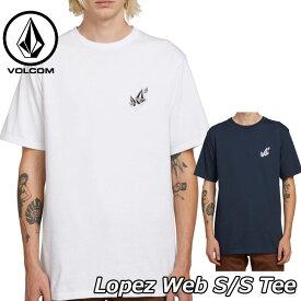 volcom ボルコム tシャツ Lopez Web S/S Tee メンズ 半袖 A3511908 2019 春 夏 新作 【返品種別OUTLET】