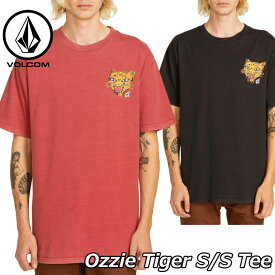 volcom ボルコム tシャツ Ozzie Tiger S/S Tee メンズ 半袖 A4311903 2019 春 夏 新作 【返品種別OUTLET】