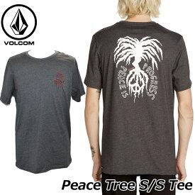 volcom ボルコム tシャツ Peace Tree S/S Tee メンズ 半袖 A5711904 2019 春 夏 新作 【返品種別OUTLET】