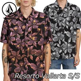 volcom ボルコム シャツ Resorto Vallarta S/S メンズ 半袖 A04119012019 春 夏 新作 【返品種別OUTLET】