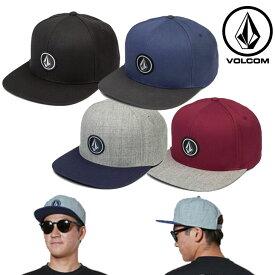 ボルコム キャップ volcom メンズ Quarter Twill (Snap Back Hat )スナップバック D5511561 帽子 【返品種別OUTLET】