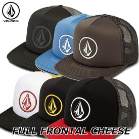 ボルコム キャップ volcom メンズ Full Frontal Cheese スナップバック D5511707 帽子 2019 春 夏 新作 ship1