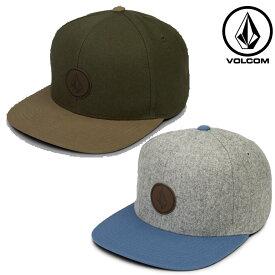 ボルコム キャップ volcom メンズ Quarter Fabric Hat スナップバック D5531413 【返品種別OUTLET】
