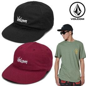 ボルコム キャップ volcom メンズ Volscripto ストラップバック D5511905 帽子 【返品種別OUTLET】