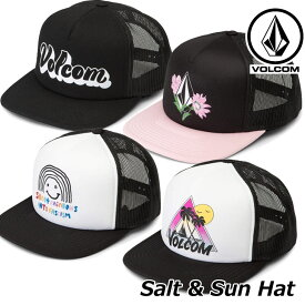 volcom ボルコム キャップ レディース Salt & Sun Hat E5511901 【返品種別OUTLET】