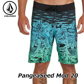 volcom ボルコム サーフパンツ PangeaSeed Mod 20 メンズ 海パン A0821908ship1
