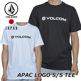volcom ボルコム tシャツ メンズ APAC LOGO S/S TEE 半袖 JapanLimited AF3219G0【返品種別OUTLET】