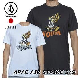 volcom ボルコム tシャツ メンズ APAC AIR STRIKE S/S TEE 半袖 JapanLimited AF521932【返品種別OUTLET】
