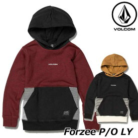 volcom ボルコム キッズ パーカー Forzee Pullover LY 3-7歳 Y4131905 【返品種別OUTLET】