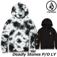 volcomボルコムキッズパーカーDeadlyStonesP/OLY3-7歳Y4131907ship1