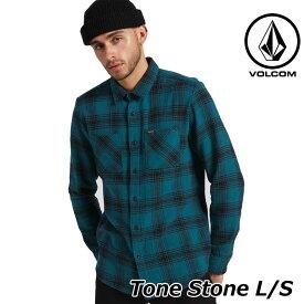 ボルコム VOLCOM Tone Stone L/S 長袖 シャツ A0531904 ship1