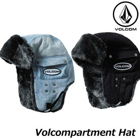 ステッカープレゼント ボルコム VOLCOM HAT メンズVOLCOMPARTIMENT HAT D5501900 ship1