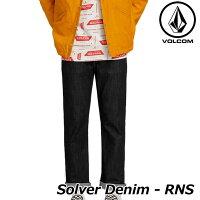 ボルコムVOLCOMデニムSolverDenim-RNSパンツA1931503ship1