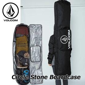 19-20 volcom ボルコム スノーボード ケース 背負える 【Circle Stone Board Case 】 J65520JB Japan Limited 【返品種別OUTLET】