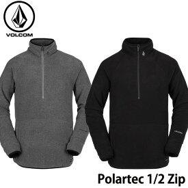 ボルコム VOLCOM メンズ フリース ウエアー インナー Mens Polartec 1/2 Zip J5552003ship1
