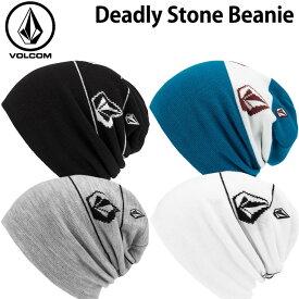 19-20 ボルコム VOLCOM メンズ ビーニー Deadly Stones Beanie J5852008ship1