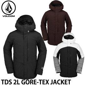 19-20 ボルコム スノーウェア VOLCOM TDS 2L GORE-TEX JACKET ツーエルゴアテックスジャケット G0452001 ship1