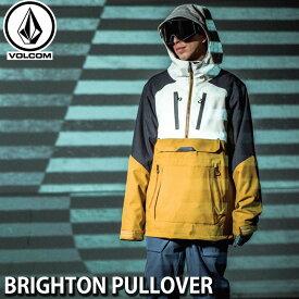 19-20 ボルコム スノーウェア VOLCOM BRIGHTON PULLOVER ブライトンプルオーバー G0652005 ship1