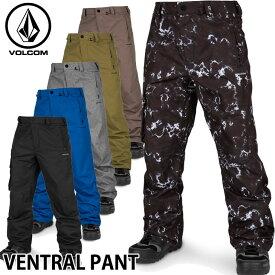 19-20 ボルコム スノーウェア VOLCOM VENTRAL PANT ベントラルパンツ G1352012 ship1【返品種別OUTLET】