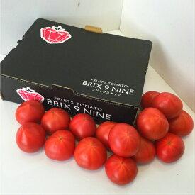 群馬県産ブリックスナイン高糖度フルーツトマト約1kg12〜20玉入