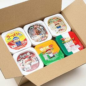 【東京拉麺】しんちゃん 詰め合わせセット 12入(6種各2個入) ミニラーメン カップラーメン