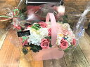 【あす楽】【クーポン】【石鹸で出来たシャボンフラワーボックス】 【送料無料】   石鹸 フラワーギフト シャボンフラワー 石鹸フラワー ミニブーケ 枯れない花 造花 かわいい 人気 オススメ ソープフ