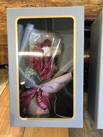 【あす楽】【クーポン】エレガントラブリーブーケ 送料無料 箱付き シャボンフラワー 枯れない花 プレゼント 造花 ギフトカード