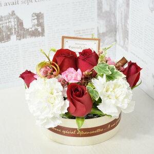 フラワーケーキ Sサイズ スイートバニラ SIZE:S 誕生日 生花 母の日 ギフト 花 フラワーギフト プレゼント 結婚祝い 誕生日祝い 還暦祝い 結婚記念日