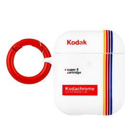Case-Mate×Kodak Striped Kodachrome Super 8 Print Case for AirPods エアポッドケース