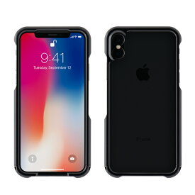 tokyo grapher Duralumin Case for iPhone XS/X(ブラック)(レンズ別売り)