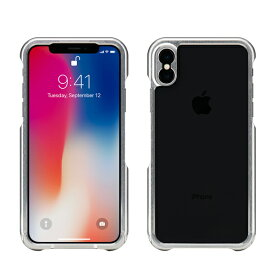tokyo grapher Duralumin Case for iPhone XS/X(シルバー)(レンズ別売り)