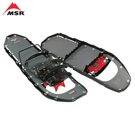 【MSR】Lightning 3Strap Ascent エムエスアール ライトニング 3ストラップ アッセント [Black][スノーシュー]