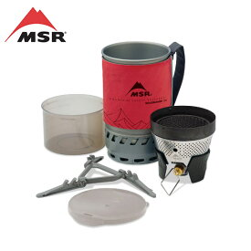 【MSR】WindBurner Personal Stove System ウィンドバーナー パーソナルストーブシステム [2020SS/NEW]