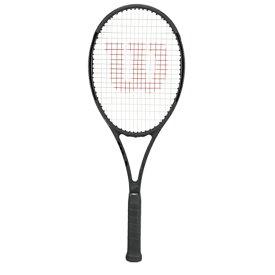 2019 PRO STAFF RF97 AUTOGRAPH BLACK in BLACK / 2019 プロスタッフ RF97 オートグラフ ブラック イン ブラック【WILSON 硬式テニスラケット】WRT73141S