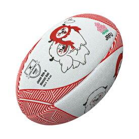 GILBERTギルバート レンジー(REN-G)JRFUマスコットボール(4号) GB-9312【SUZUKI】スズキ