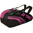YONEX BAG1932R ラケットバッグ6(リュック付)【YONEXアクセサリー】BAG1932R-747