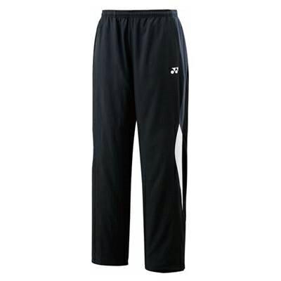 ウィンドウォーマーパンツ(ブラック)80044-007【YONEX ウェア】ヨネックステニストレーニングウェア