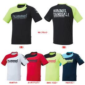 ☆ネコポス対応☆ハンドボール Tシャツ(HAP1142H)【hummel】ヒュンメル ハンドボール ウェア