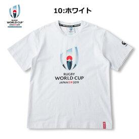 ★送料無料!!★ CANTERBURY VWD39400(Tシャツ)【CANTERBURYラグビーウェア】RWC2019TEE「ラグビーワールドカップ2019(TM)日本大会」カンタベリーオフィシャルライセンス商品