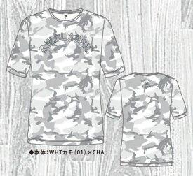 ※☆SALE!ネコポス対応☆ CLASSIC CAMO T-SHIRTS (半袖昇華Tシャツ) BW17009-01 【BENCH WARMER】ベンチウォーマー バスケットウェア