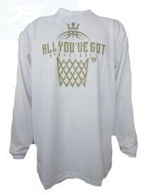 ※☆SALE!ネコポス対応☆ LONG SLEEVE SHIRTS (長袖Tシャツ) BW18082-01 【BENCH WARMER】ベンチウォーマー バスケットウェア
