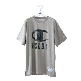 ※☆ネコポス対応!☆ TIGERCAMO T-SHIRTS (Tシャツ) C3-MB342-070 【Champion】チャンピオン バスケットウェア
