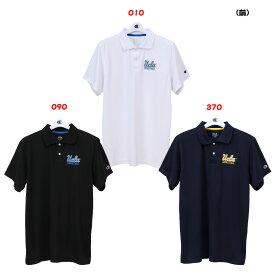 ※☆ネコポス対応☆ UCLA POLO(半袖ポロシャツ) C3-PB364 【Champion】チャンピオン バスケットウェア