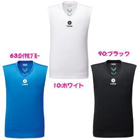 ※☆ネコポス対応可☆つめたインナーシャツ(HAP5025)【hummel】ヒュンメルサッカーインナーウェア