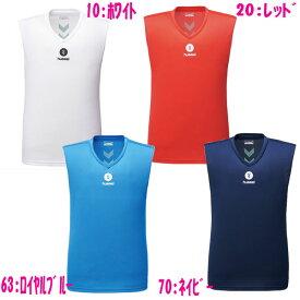 ☆ネコポス対応可☆つめたインナーシャツ(HAP5026)【hummel】ヒュンメルサッカーインナーウェア