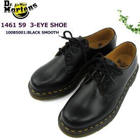 【shoes15】【期間限定!15%OFFクーポン発行中】ドクターマーチン 3ホール シューズ レディースDr.Martens 1461 59 3EYE SHOE〔SK〕【楽ギフ包装】