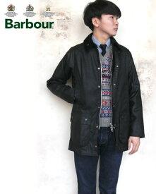 Barbour バブアー BEAUFORT SL<ビューフォート SL> オイルドジャケット<ブラック> メンズ MWX0658 スリムフィット バーブァー BLACK〔FL〕【あす楽】