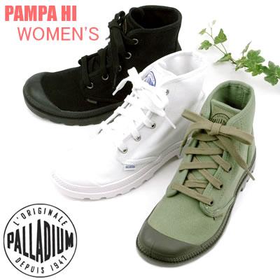 PALLADIUM パラディウム レディース スニーカーパンパハイ PAMPA HI WOMEN'S 92352〔SK〕